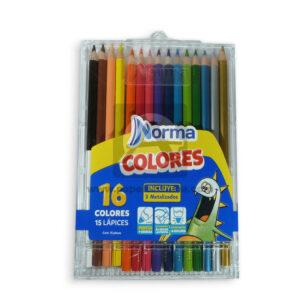 COLORES NORMA X 16 ESPECIALES-005865
