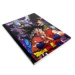cuaderno cosido  Dragon Ball  norma 100 hojas rayado masculino