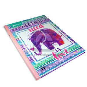 CUAD COS DURABOOK X-PRESARTE 100-1 NORMA rayado -010023-601