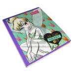 cuaderno cosido   Primavera 100 hojas rayado Niña