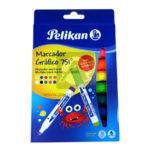 marcador  Gráfico 751 Pelikan 10 unidades Multiusos