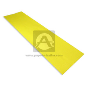 PAPEL SEDA COLOR AMARILLO PLIEGO-001584