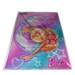 carpeta  Barbie  primavera Liga Plástica Niña  Oficio