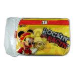 cartuchera  P-bags Mickey Mouse  Primavera 2 Bolsillos