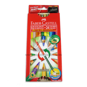 color-Bicolor-faber-castell-12×24-unidade