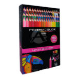 color  Junior Sanford Prismacolor 48 unidades Redondo Unipunta