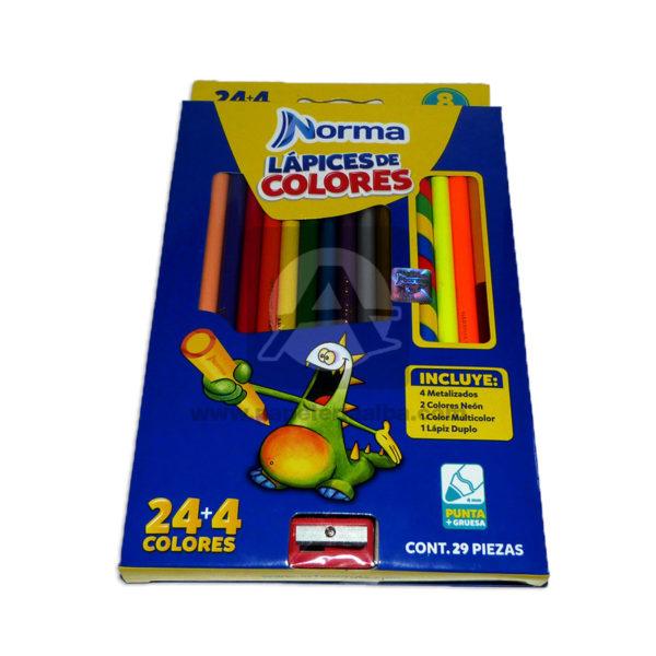 color-norma-24-unidades-Largo
