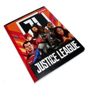 cuaderno-cosido-Justice-League-100-hojas-cuadriculados