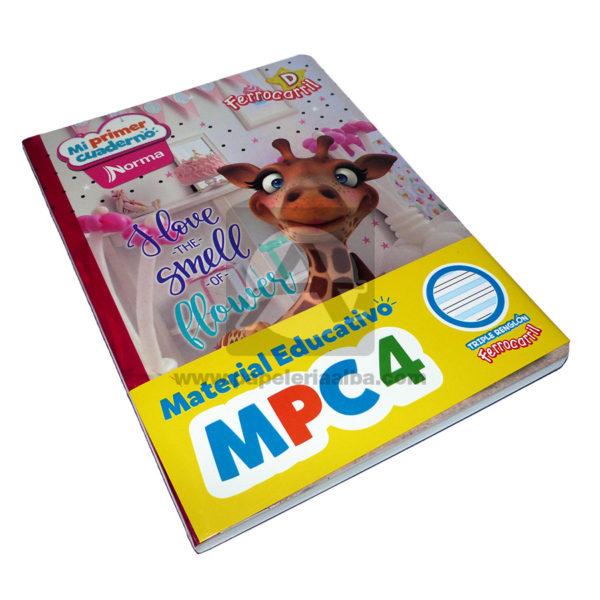 cuaderno-cosido-Mi-Primer-Cuaderno-norma-100-hojas