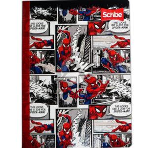 cuaderno-cosido-Spiderman-50-hojas-cuadriculados