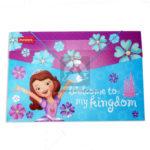 fuelle carpeta  princesita sofía  primavera   Niña  Oficio