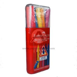 plumon-Grip-Tubo-faber-castell-20-unidades-Triangular