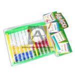 ábaco  Escolar  Proyecplas Horizontal +5 Años unisex Multicolor