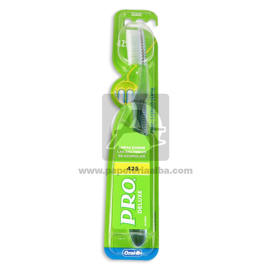 cepillo de diente  Pro Deluxe 425 Suave  Oral-B unisex