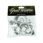 Confetti  Para Mesa Angelito    Great Western Bolsa Negro Pastel