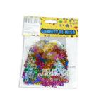 Confetti  Para Mesa Letras Feliz Cumpleaños  Fival Bolsa Surtido