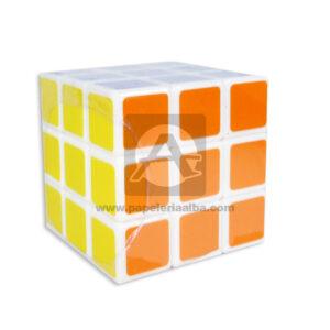 juego para armar Cubo Ribick Magico Caprichos Multicolor