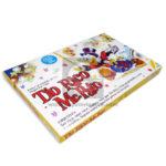 juego de mesa  Tio Rico Mc. Pato  Ronda +8 Años 2-4 Jugadores
