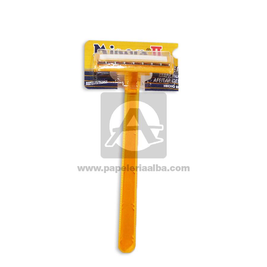 maquina de afeitar  II Minora amarillo unisex