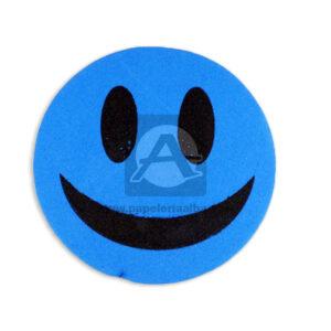 borrador Para Tablero Carita Feliz Longas Azul unisex