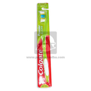 cepillo de diente Premier Clean Adulto Colgate verde masculino Grande