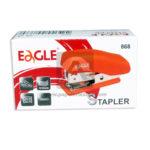 cosedora  Stapler Mini 868   Eagle Rojo Pequeña