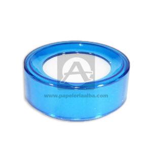 humedecedor Cuenta Fácil Con Espuma Circular Longas Azul