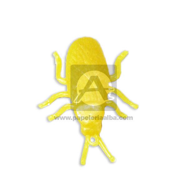 Insecto Decorativo Escarabajo Cuantias amarillo Pequeño