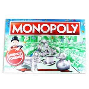 juego de mesa Monopoly Original Hasbro Gaming 2-6 Jugadores