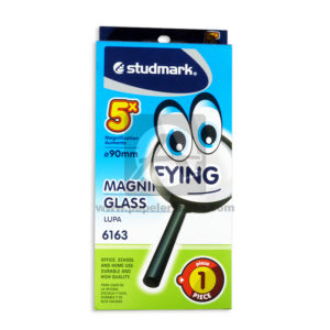 Lupa Magnifyng Glass 6163 Studmark Negro