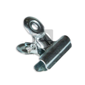 manecilla Gancho de presión #1 Marden Metálico Negro Pequeño