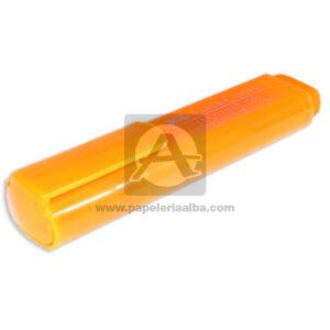 marcador Borrable Textliner 1546 Superfluorecet faber castell naranja