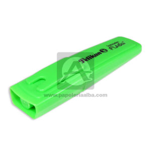 Marcador Resaltador TextMarket Flash Pelikan verde
