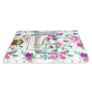 personal agenda Kiut Notes Imagine Create inspire Flores Norma Azul Turquesa blanco femenino Cosida Rayada Pequeña