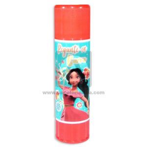 pegante barra Escolar Personajes Disney Elena de Ávalor Primavera Niña Rojo