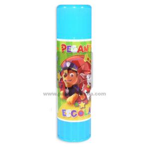 pegante barra Escolar Personajes Disney Paw Patrol Primavera Niña azul