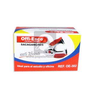 sacagancho Eficiente OE-302 Offi- Esco Rojo Pequeña Metálico