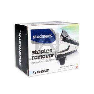 sacagancho Desengrapadora Staples Remover 4402 Studmark Negro Pequeña Metálico