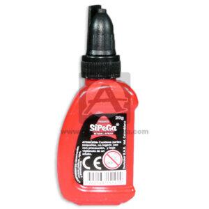 pegante Especial Liquido SiPega 20 gramos