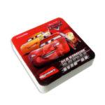 borrador  Personajes Disney Cars  Primavera Rojo Niño