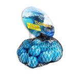 Canica   tidal wave Plásticos Asociados Azul unisex 20 unidades Malla +5 Años Surtido