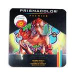 color  Premier Colored Pencils  Prismacolor 72 Unidades Redondo Unipunta Caja
