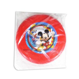 juego didáctico Frisbee Michey Mouse Fantiplas +8 Años Niño Grande Rojo