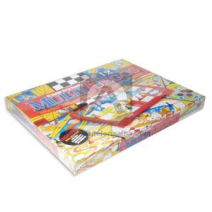 juego didáctico El Juegos de la Familia Multi Juegos Edición Exclusiva Plásticos Asociados Caja + 4 Años