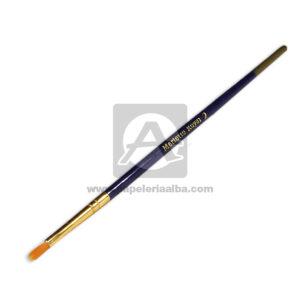pincel Pelo #2 Royal Merletto morado Madera