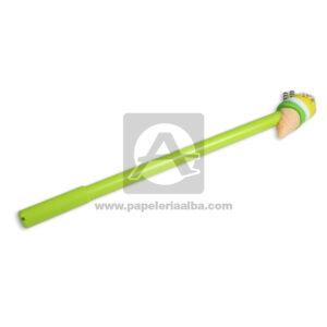 lapicero bolígrafo En gel Figura de Helado Madcolor Verde Lima Tinta Negra femenino 0.7mm Punta fina Punta Metálica