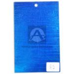 papel Cartón  Lamina Microcorrugado   Nirvana Azul Metalizado medio pliego 70x50cm