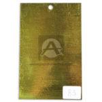 papel Cartón  Lamina Microcorrugado   Nirvana Dorado Metalizado medio pliego 70x50cm