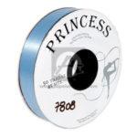 cinta decorativa  Económica  Princess Azul Turquesa 45 Mts Rollo Mediana