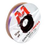 cinta decorativa  Económica Metalizada  Mega Lila 04 x 50 Yardas 45 Mts Rollo Delgada